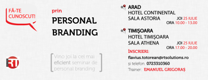 Workshop Personal Branding